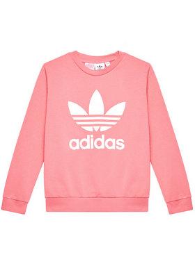 adidas adidas Μπλούζα Tefoil GN8253 Ροζ Regular Fit