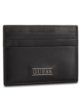 Guess Guess Kreditinių kortelių dėklas SM2420 LEA25 Juoda