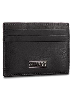 Guess Guess Pouzdro na kreditní karty SM2420 LEA25 Černá
