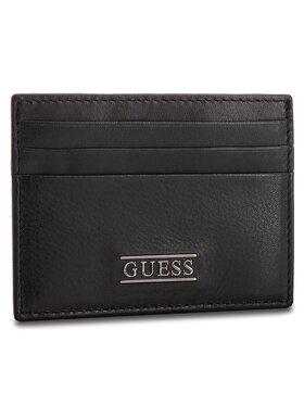 Guess Guess Θήκη πιστωτικών καρτών SM2420 LEA25 Μαύρο