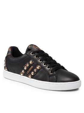 Guess Guess Sneakersy FL8RSS ELE12 Černá