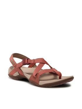 Teva Teva Sandale W Ascona Cross Strap 1118936 Ružičasta