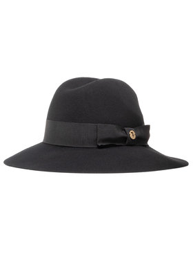Trussardi Trussardi Šešir Hat Ovale Mettallico 59Z00242 Crna