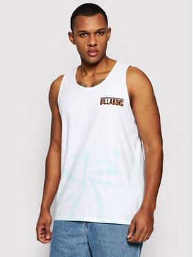 Billabong Billabong Tank top marškinėliai Killer S1SG11BIP0 Balta Regular Fit