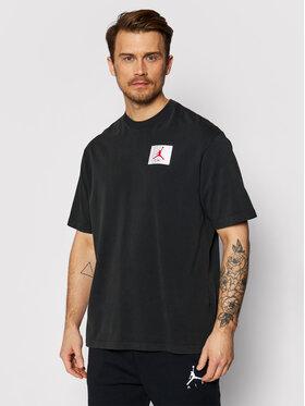 Nike Nike T-Shirt Jordn Flight CV3357 Μαύρο Standard Fit