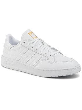 adidas adidas Chaussures Team Court EF6049 Blanc