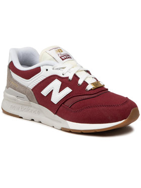 New Balance New Balance Sneakersy GR997HHT Bordowy