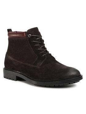 Gino Rossi Gino Rossi Outdoorová obuv MI08-C797-799-01 Hnedá