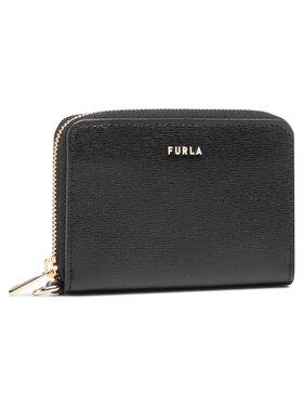 Furla Furla Malá dámska peňaženka Babylon PDJ5UNO-B30000-O6000-1-007-20-TN-P Čierna