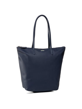 Lacoste Lacoste Дамска чанта Vertical Shopping Bag NF1890PO Тъмносин