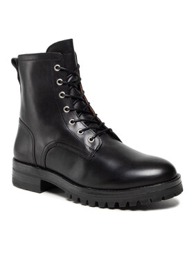 Guess Guess Зимни обувки FMVLU8 LEA11 Черен