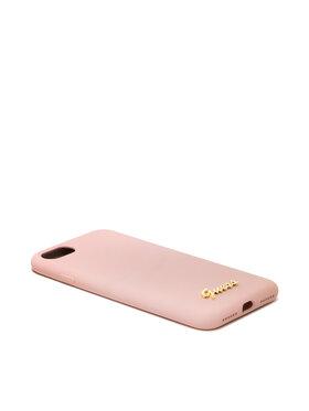 Guess Guess Etui na telefon GUHCI8LSLMGLP Różowy