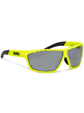 Uvex Uvex Okulary przeciwsłoneczne Sportstyle 706 S5320066616 Żółty