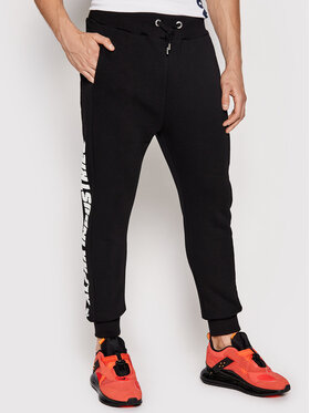 Alpha Industries Alpha Industries Jogginghose Inlay Rubber Jogger 116371 Rot Slim Fit