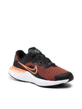 Nike Nike Cipő Renew Run 2 (GS) CW3259 004 Fekete