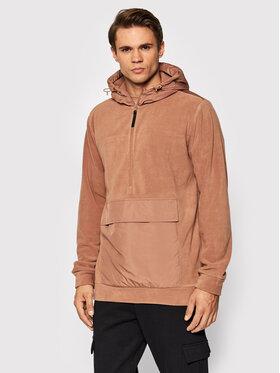Outhorn Outhorn Fliso džemperis PLM601 Ruda Regular Fit