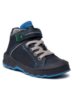 Kickers Kickers Зимни обувки Kick Teen 878840-30-10 S Тъмносин