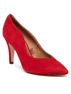 Caprice Caprice Обувки на ток 9-22403-27 Червен