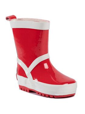 Playshoes Playshoes Kalosze 184310 Czerwony