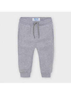 Mayoral Mayoral Pantalon jogging 704 Gris Regular Fit