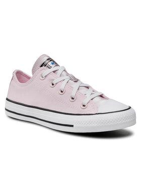 Converse Converse Sneakers aus Stoff Ctas Ox 570288C Rosa