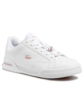 Lacoste Lacoste Сникърси Twin Serve 0921 1 Sfa 7-41SFA00811Y9 Бял
