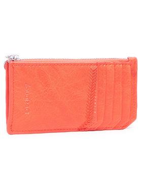 Desigual Desigual Puzdro na kreditné karty 21SAYP24 Oranžová