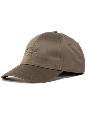 Calvin Klein Calvin Klein Καπέλο Jockey Tpu BB Cap K50K505736 Πράσινο