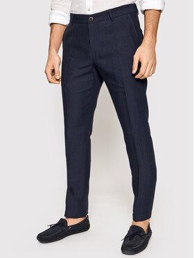 JOOP! Joop! Pantalon en tissu 17 Jt-18Hank 30026548 Bleu marine Slim Fit
