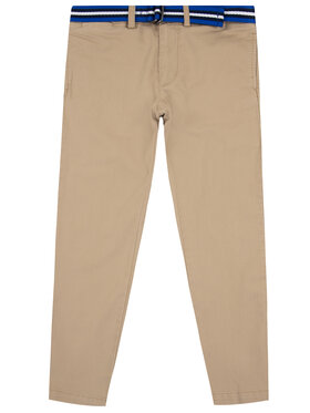 Polo Ralph Lauren Polo Ralph Lauren Medžiaginės kelnės Spring I 323785695 Smėlio Regular Fit
