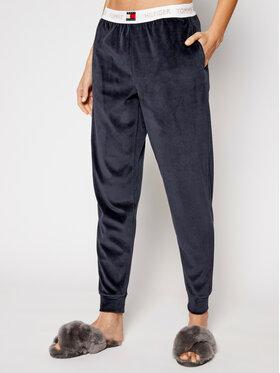 Tommy Hilfiger Tommy Hilfiger Teplákové kalhoty UW0UW02547 Tmavomodrá Regular Fit