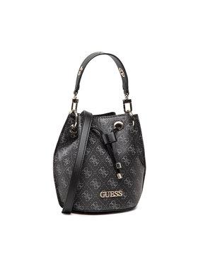 Guess Guess Дамска чанта Washington (SG) Mini HWSG81 24770 Черен