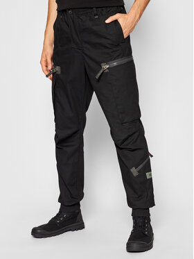 G-Star Raw G-Star Raw Jogger Flight RCT Cargo D20151-9288-6484 Μαύρο Relaxed Fit