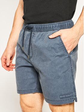 "Quiksilver Quiksilver Pantalon scurți din material Taxer 17"" EQYWS03610 Bleumarin Regular Fit"