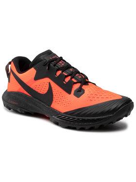 Nike Nike Topánky Air Zoom Terra Kiger 6 DA4663 600 Oranžová