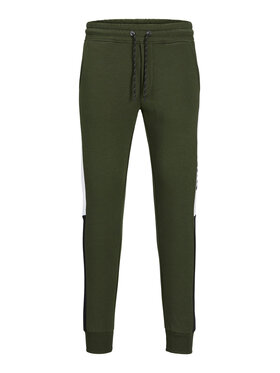 Jack&Jones Jack&Jones Παντελόνι φόρμας Will 12197199 Πράσινο Regular Fit