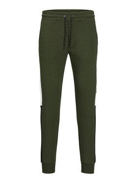 Jack&Jones Jack&Jones Sportinės kelnės Will 12197199 Žalia Regular Fit
