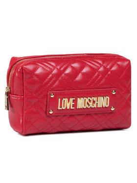 LOVE MOSCHINO LOVE MOSCHINO Несесер JC5304PP0BKA0500 Червен