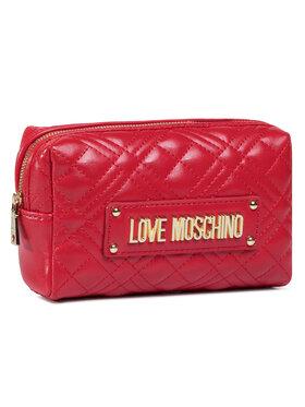 LOVE MOSCHINO LOVE MOSCHINO Τσαντάκι καλλυντικών JC5304PP0BKA0500 Κόκκινο