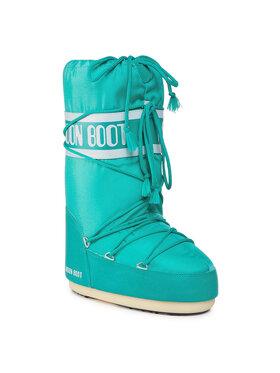 Moon Boot Moon Boot Bottes de neige Nylon 14004400081 D Vert