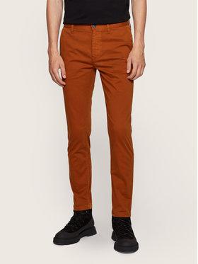 Boss Boss Spodnie materiałowe Schino-Taber 50442037 Brązowy Tapered Fit