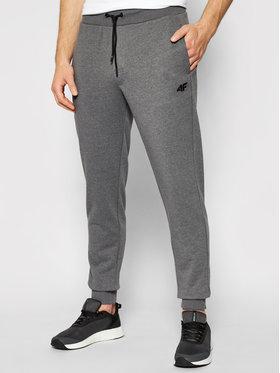 4F 4F Pantaloni da tuta H4L21-SPMD001 Grigio Regular Fit