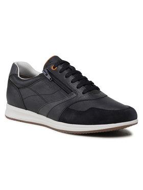 Geox Geox Sneakersy U Avery B U15H5B 000PT C4002 Granatowy