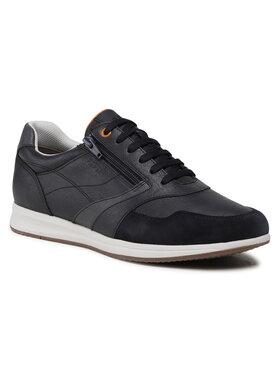 Geox Geox Sneakersy U Avery B U15H5B 000PT C4002 Tmavomodrá