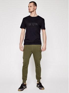 Sprandi Sprandi T-Shirt SS21-TSM003 Černá Regular Fit