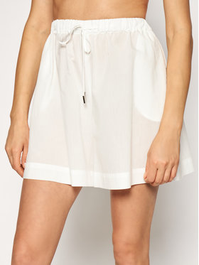 Max Mara Beachwear Max Mara Beachwear Kupaće hlače Fiamma 31410118 Bijela Regular Fit