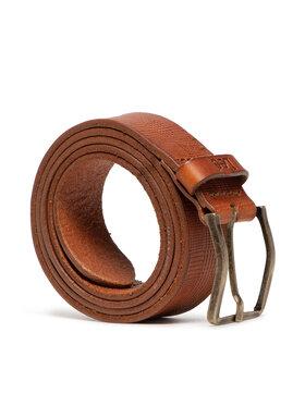 Lee Lee Мъжки колан Structured Belt LK015080 Кафяв