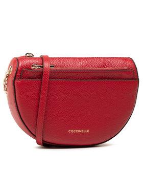 Coccinelle Coccinelle Torebka HV3 Mini Bag E5 HV3 55 P5 07 Czerwony