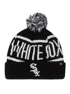 47 Brand 47 Brand Шапка New York Yankees Calgary Cuff Knit B-CGLY06ACEXH-BK Черен