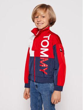 Tommy Hilfiger Tommy Hilfiger Prijelazna jakna Bold KS0KS00186 D Crvena Regular Fit
